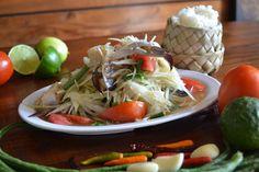 """Isaan Station Thai Street Food  """"Som Tum Poo Mha"""""""