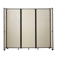 Portable Room Dividers Ikea Versare 5 Panels Plastic Portable Wall Divider