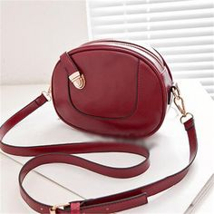 2016 New Casual Women Messenger #Bag Ladies Cross Body Shoulder #Bags For Women Small Leisure PU Leather Evening Day Clutch Bag