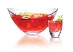 Recipe Christmas Punch Puerto Rico