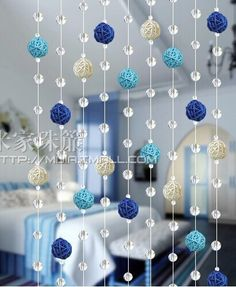 20 meters/lot Glass crystal rustic sepak takraw curtain multicolor crystal bead curtain door curtain partition entranceway-in Curtains from Home & Garden on Aliexpress.com | Alibaba Group