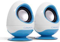 Boxe CNR-SP20 (Albastru) la Pret Accesibil - Componente Pc > Boxe Canyon
