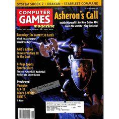 Computer Games Magazine, November 1999 | $14.63