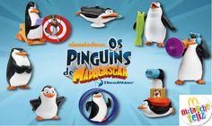 O Esconderijo do Koi: Mc Lanche Feliz Janeiro 2015: Os Pinguins de Madagascar - O Filme