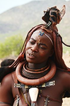 Africa | Himba woman. Kunene, Namibia | © Gabi ~ gvst* on flickr
