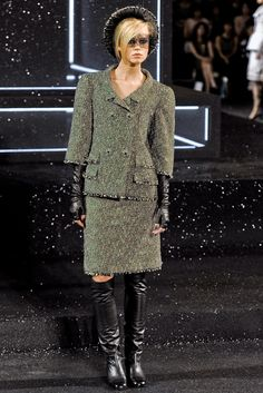 Chanel Fall 2011 Couture - Collection - Gallery - Style.com