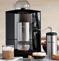 Volautomatische espresso machine Miele