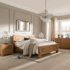 Combining quality and style, the Tacoma bedroom range has a simple yet rustic appeal that will look great for years to come.