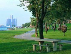 Inspiring Walk Windsor Ontario Canada