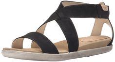 ECCO Women's Damara SP Dress Sandal ** Additional details at the pin image, click it  : Gladiator sandals
