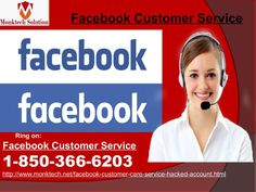 Who is best in industry of Facebook Customer Service? Dial 1-850-366-6203Facebook Customer Service is the service which is provided by the experts and this service is very useful for the Facebook users who are encountering the Facebook issues because they don't know how to tackle this kind of hectic situations. So, make a call at our toll-free number 1-850-366-6203 to contact us. For getting more services visit our website…