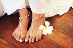barefoot Sandle