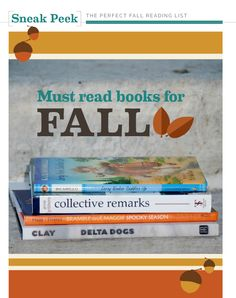 The perfect books for fall in the newest issue of Equestrian magazine  https://www.usef.org/digitalmagazine/2014/sep_oct/