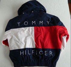 Tommy Hilfiger Windbreaker, Tommy Hilfiger Outfit, Tommy Hilfiger Jacket  Men, Tommy Hilfiger Coats 6cdd81b840