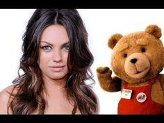 MILA KUNIS TED MOVIE MAKEUP TUTORIAL!