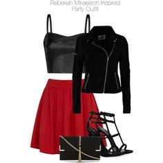 The Originals - Rebekah Mikaelson Inspired Outfit