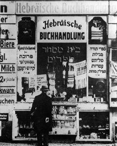 Jüdische Buchhandlung Berlin 20er-Jahre
