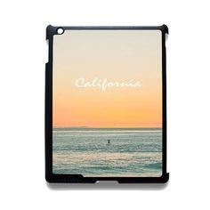Caifornia Beach TATUM-2216 Apple Phonecase Cover For Ipad 2/3/4, Ipad Mini 2/3/4, Ipad Air, Ipad Air 2