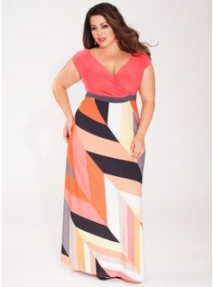 Designer Plus Size Dresses for All Occasions | IGIGI