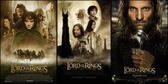 la trilogía de El Señor de los Anillos