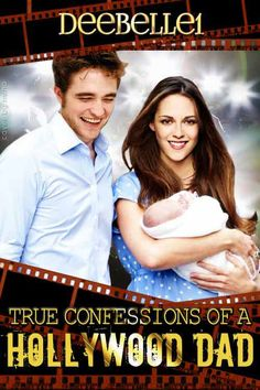 True Confessions of a Hollywood Dad By: Deebelle1   I was content in the limelight until a coffee girl flipped my world upside down.  Titles like 'Academy Award Winner' and the 'People's Choice' used to mean   everything, but it's my newest title that I cherish the most...the Hollywood Dad.  *The True Confessions of a Coffee Girl Sequel*  https://www.fanfiction.net/s/10671058/1/True-Confessions-of-a-Hollywood-Dad