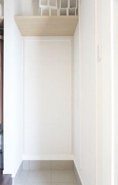【壁面ラック】もっと早く知りたかった!標準シューズクローク大改造しちゃいました | ほんとうに必要な物しか持たない暮らし◆Keep Life Simple◆〜インテリアのきろく〜 Furniture, Home Decor, Decoration Home, Room Decor, Home Furnishings, Home Interior Design, Home Decoration, Interior Design, Arredamento