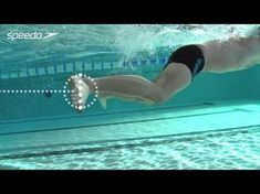 Speedo Swim Technique - Breaststroke - Created by Speedo, Presented by ProSwimwear Breaststroke Swimming, Swimming Drills, Competitive Swimming, Swimming Tips, Keep Swimming, Swimming Body, Swimming Videos, Swimming Workouts, How To Swim Faster