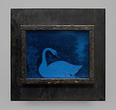 joseph cornell - reproduced engraving + graphite + imitation gemstone + mirror inside a wood frame + glass front + backing board - cygne crépusculaire (twilight swan) Joseph Cornell Boxes, Joseph Cornell Artwork, Twilight, Modern Art, Contemporary Art, Memorial Museum, Nail Art, Assemblage Art, Art Institute Of Chicago
