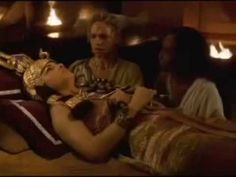 Petra Berger - All for love , dit nummer gaat over de legendarische vrouw Cleopatra