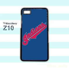 Fancy Cleveland Indians BlackBerry Z10 Case Cover