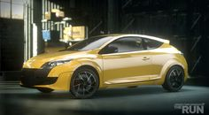 Renault Sport Megane R.S, Need for Speed The Run