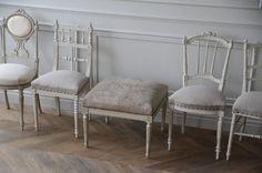 アンティーク フランス フレンチインテリア 家具 椅子 チェア ホワイト 暮らしのアイディア antique furniture chair white home decor room interior french