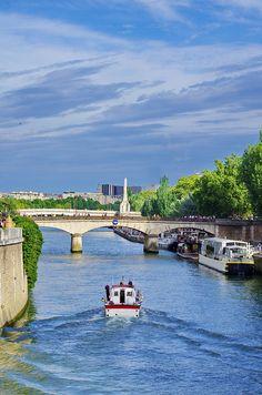 Paris, Pont de l Archevêché et Pont de la Tournelle
