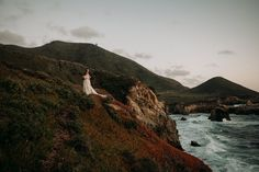 Gorgeous Big Sur, California one of the most romantic places to elope, rocky shorelines, sea breeze and beautiful views to backdrop your special memories. Flora Gibson Photography Big Sur California wedding and elopement photographer Big Sur California, California Wedding, Most Romantic Places, Breeze, Backdrops, Flora, Memories, Sea, Adventure