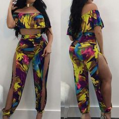 227eea217b4d Co Ords Outfits, Dreadlock Styles, Side Split, Diva Fashion, Style Me,