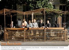 Your guide to SF's coolest Parklets. Includes Four Barrel Coffee, Deepistation National, Fabric8, Mojo Bike Shop, 24th Street, and Trouble Coffee.