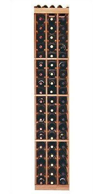 Features: -Holds up to 60 bottles. -Structurally designed to accommodate additional wine storage above rack. Wine Bottle Capacity: Country of Manufacture: -United States. Wine Bottle Rack, Wine Glass Rack, Bottle Wall, Wine Rack Wall, Wine Wall, Wine Cellar Innovations, Architecture Design, Wine Decor, In Vino Veritas