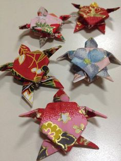 Origami Fish For Chinese New Year Chinesenewyearparty