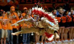 Never forget Chief Illiniwek