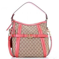 Gucci Hobo Bag Large bag with Detachable Double Gs 247185AP $177