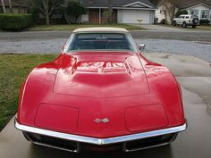 1971 Chevrolet Corvette -  https://swisshalley.com/de/ref/future56