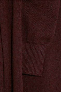 Helmut Lang - Cashmere Maxi Dress - Burgundy - x small