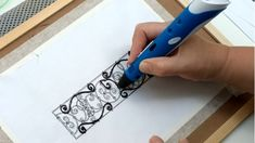 """How to make your own """"wrought iron"""" in small scales using a cheap, widely available 3D pen. See how to make your own """"ironwork"""" to any design you choose in m..."""