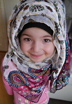 Mashala Young Beautiful Hijabi in The Worlds Hijabers Cilik Cantik Sedunia http://hijabcornerid.com