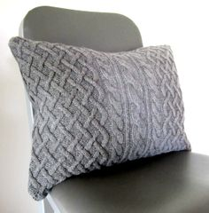Hey, I found this really awesome Etsy listing at https://www.etsy.com/listing/161290124/upcycled-sweater-pillow