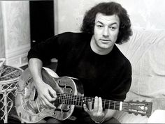 Brian Johnson. on guitar