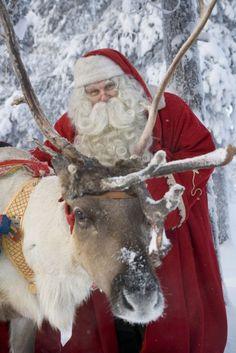 I love you, Santa.
