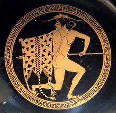 """Ἡλιοστερής, ές (hēliosterēs) —""""depriving of sun,"""" i.e. giving shade, epithet of Thessalian hat, πέτασος (petasos)"""