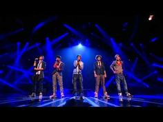 ▶ One Direction sing Nobody Knows - The X Factor Live show 3 (Full Version) - YouTube oh my gosh! So good!