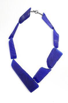 Yoko Shimizu, Japan ~ resin necklace